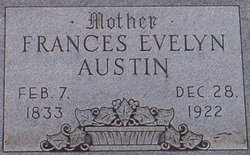 Frances Evelyn Fanny <i>Hearn</i> Austin