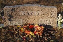 Gladys Lena <i>Hodge</i> Davis