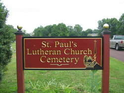 Saint Paul's Lutheran Church Cemetery
