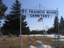 Saint Francis River Cemetery