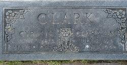 Clara E <i>Miller</i> Clark
