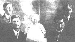 Evelyn Barbara Eva <i>Dowell</i> Barnes