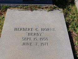 Herbert Christopher Herby Horne