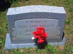 Eliza Jane <i>Edens</i> Boggess