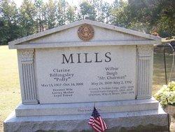 Wilbur Daigh Mills
