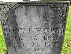 Alice E. Blount