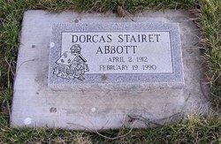 Dorcas Madeline <i>Stairet</i> Abbott