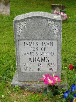 James Ivan Adams
