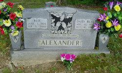 Daisy <i>Webb</i> Alexander