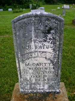 James Fugat McCarty