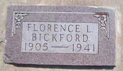 Florence Lucille <i>Long</i> Bickford