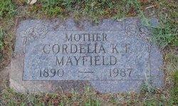 Cordelia <i>Kautz</i> Mayfield