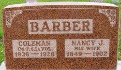 Coleman Barber