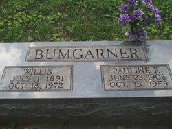 Pauline <i>Frady</i> Bumgarner
