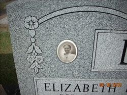 Elizabeth Christine <i>Maenius</i> Lange