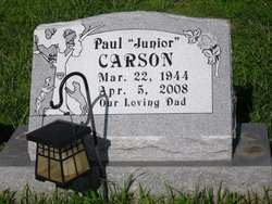 Paul Junior Carson