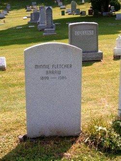 Minnie <i>Fletcher</i> Baraw