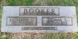 Katherine Elizabeth <i>Wise</i> Booker
