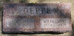 Adolph F Deppe