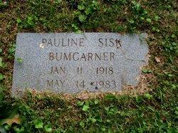 Pauline <i>Sisk</i> Bumgarner
