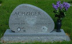 Dale F Achziger