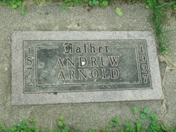 Andrew Andres Arnold