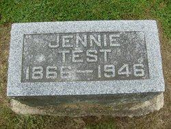 Eliza Jane Jennie <i>Baldwin</i> Test