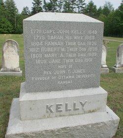 Jane <i>Kelly</i> Jones
