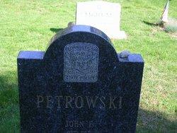 John F Petrowski