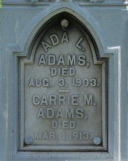 Ada L. Adams