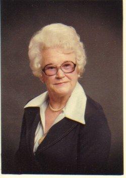 Margaret G. <i>Wagoner</i> Godsey Bush