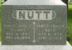 James Jasper Jap Nutt