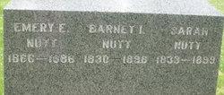 Barnett Idris Barney Nutt