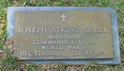 Joseph Atkins Baker
