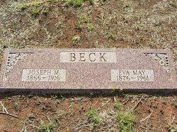 Eva May <i>Bawcom</i> Beck