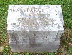 Hannah J. <i>Richardson</i> Creswell