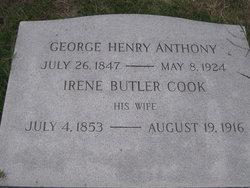 Irene Butler <i>Cook</i> Anthony