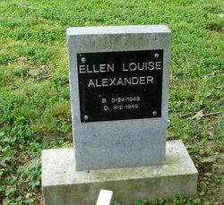 Ellen Louise Alexander
