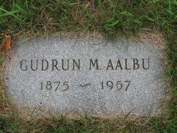 Gudrun Margrethe Aalbu