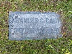 Frances Charlotte <i>Dunn</i> Cady
