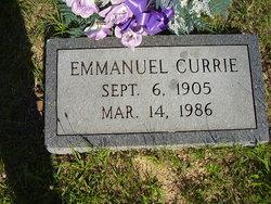 Emmanuel Currie