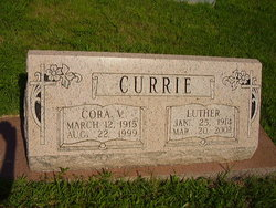 Cora V. Currie