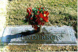 Margaret Gertrude <i>Wilderman</i> Henderson