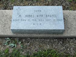 Sr M. James Rita Bartel