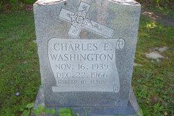 Charles E Washington