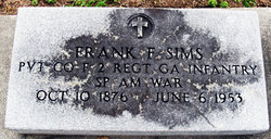 Frank F Sims