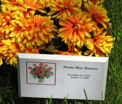 Jessie May Baynes