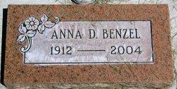 Anna Dorothea <i>Heimbigner</i> Benzel