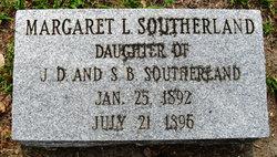 Margaret L Southerland
