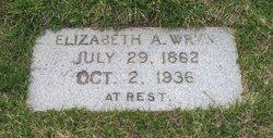 Elizabeth A Wryn